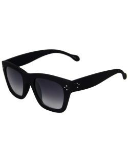 Óculos de sol preto fosco Justina