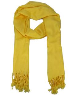 Lenço amarelo