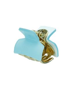 piranha dourada e azul pequena