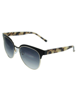 Óculos de sol preto e dourado Arizona