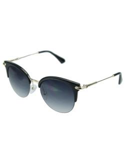 Óculos de sol preto e dourado Indiana