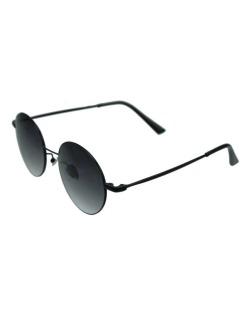 Óculos de sol preto Herrera