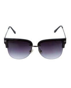 Óculos de sol preto e grafite Kent