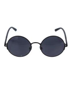 Óculos de sol preto Wade