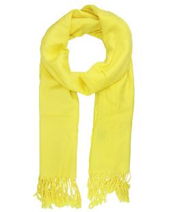 Lenço amarelo claro Rosana