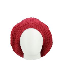 Gorro Beanie tricô vermelho Cannes