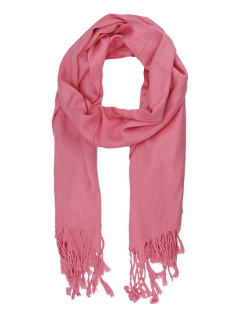 Lenço rosa claro Silvia