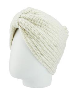 Gorro tricô branco Paine