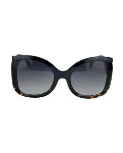 Óculos de sol preto e azul escuro Riant