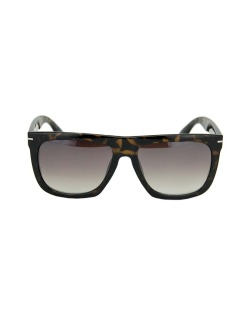 Óculos de sol preto e marrom Histor
