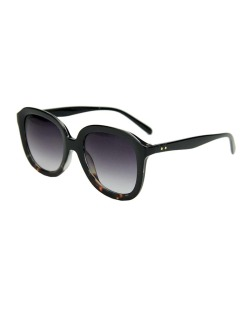 Óculos de sol preto e tons de marrom Tirantu