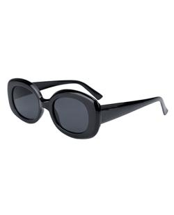 Óculos de sol preto Alloweed