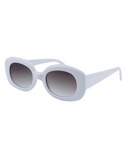 Óculos de sol branco Alloweed