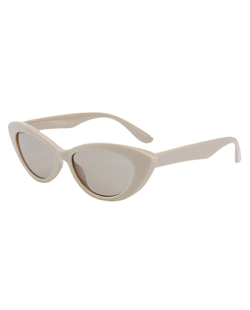 Óculos de sol bege Trusty
