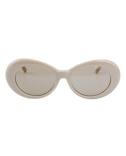 Óculos de sol bege Pharrel