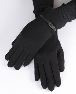 Luva de algodão preto Middleton