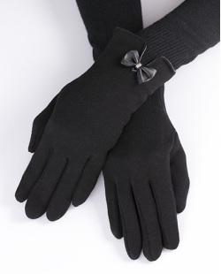 Luva de algodão preto Baldwin
