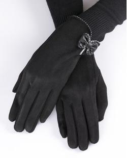 Luva de algodão preto Bravón
