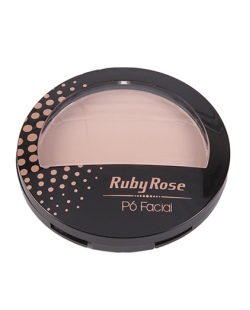 Pó Facial Ruby Rose Nude Rosado
