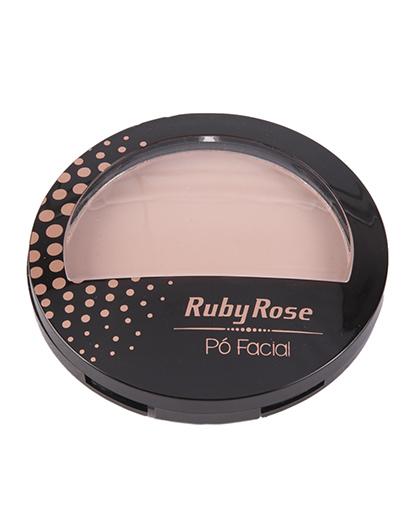 Pó Facial Ruby Rose Nude Rosado