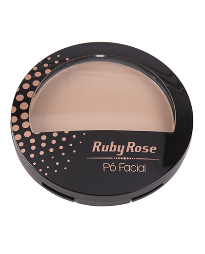 Pó Facial Ruby Rose Natural