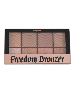 Paleta Bronzer Freedom Ruby Rose