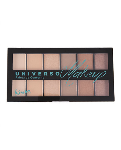 Paleta de contorno Universo Make Up - Luisance
