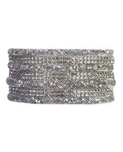 Pulseira de metal cristal Munik