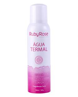 Água termal com fragrância Ruby Rose