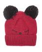 Gorro de tricô vermelho Sheep