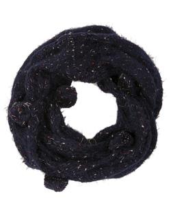 Gola de Lã azul Grazi