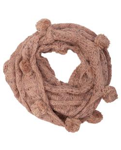 Gola de Lã rosa Grazi