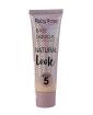 Base Líquida Natural Look Bege 5 - Ruby Rose