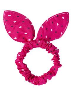 Laço de tecido pink Zaya