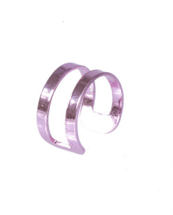 Piercing fake rosa Vicenzi