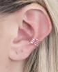 Piercing fake rosa Baw