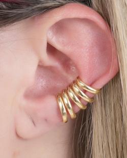 Piercing fake dourado Wazzy