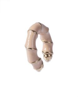 Piercing fake dourado e rosé Jolie