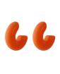 Argola laranja Ramy