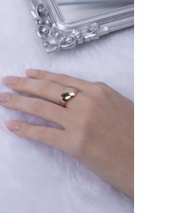 Anel dourado Lala
