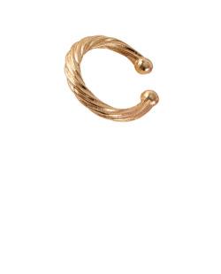 Piercing fake dourado Georgia
