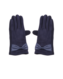 Luva de tecido azul Meinke