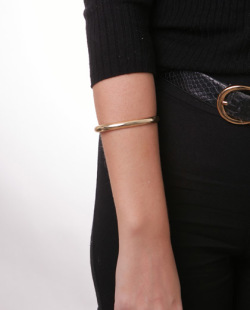 Bracelete dourado Party