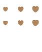 Mix de bijuterias e semijóias douradas Farah
