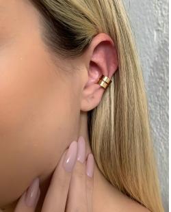 Piercing fake dourado Laila