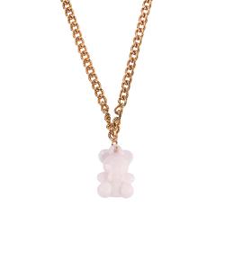 Colar corrente Gummy bear branco