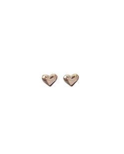 Conjunto MB Semi joia dourado Coração